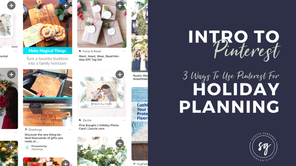 3 Ways To Use Pinterest for Holiday Planning