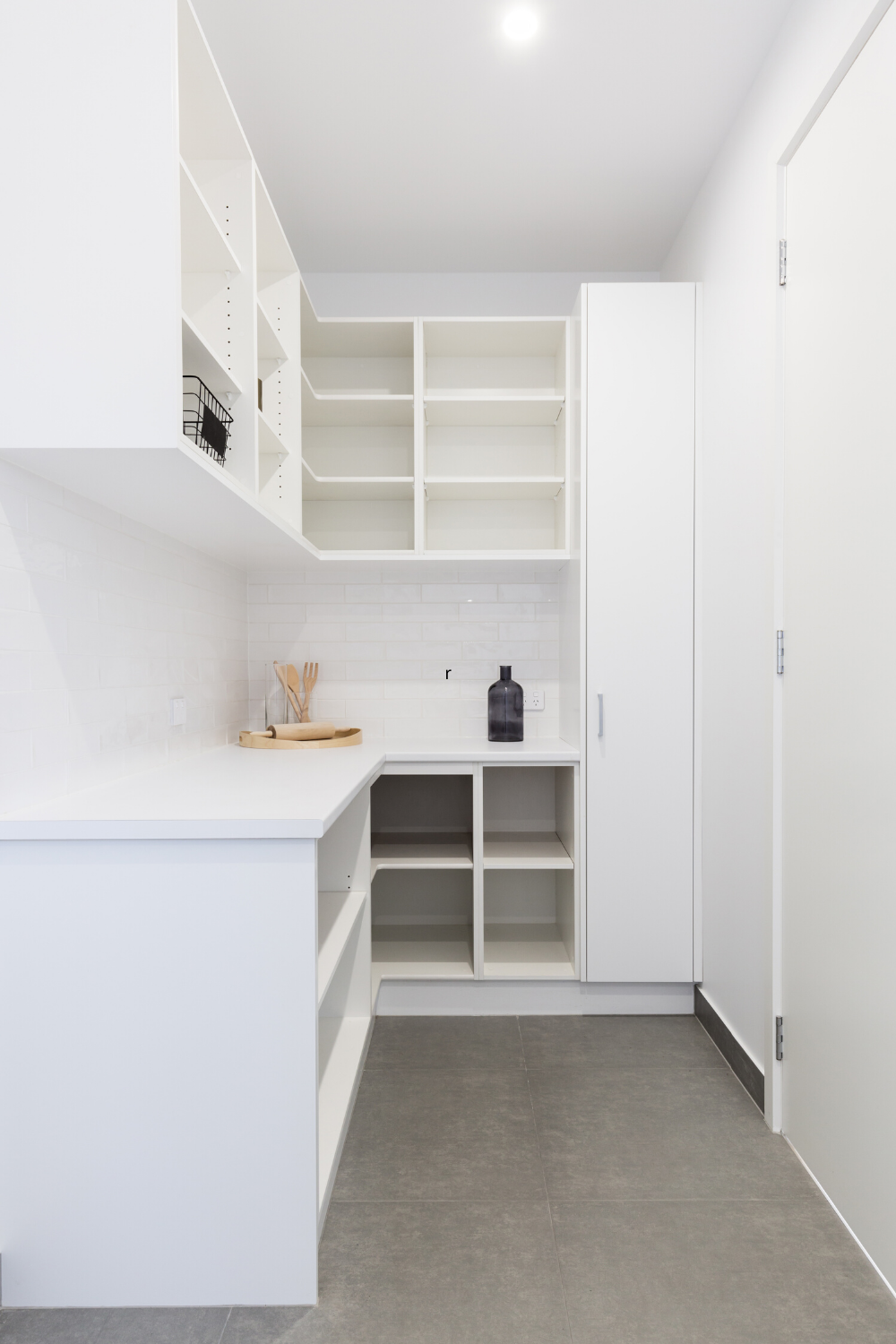 Pantry Organization 101: Purge + Clean Your Pantry